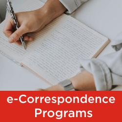e-Correspondence Programs